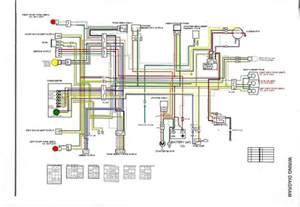generic wiring diagram for scoots
