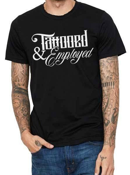 tattooed and employed mens clothes mens clothing clothing