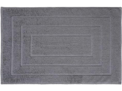 tapis salle de bain cawa coloris gris chez conforama