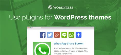 whatsapp ad themes download adding whatsapp share button into wordpress themes
