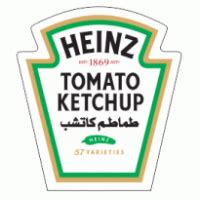 printable heinz ketchup label private labeling