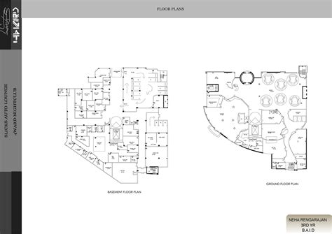car showroom floor plan slicks auto lounge neha rengarajan archinect