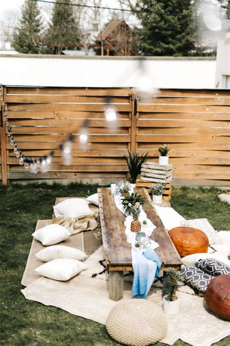 backyard picnic ideas 25 best ideas about backyard picnic on pinterest garden