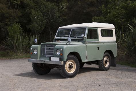 post 1 land rover series 3 introduction
