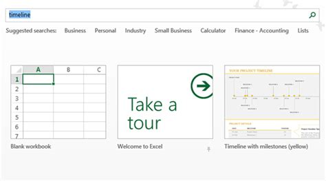 How To Make An Excel Timeline Template Excel Timeline Template