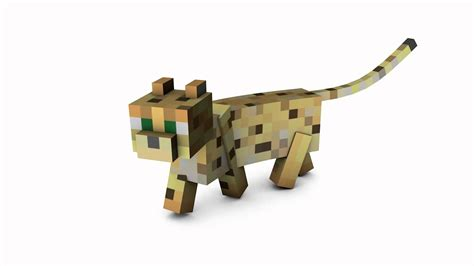 minecraft ocelot   Minecraft Seeds For PC, Xbox, PE, Ps3, Ps4!