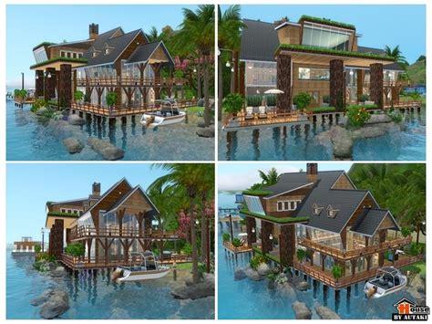 sims 3 island paradise boat house autaki s isara paradise