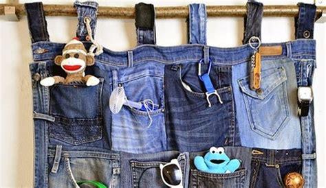 como decorar un jeans en casa 10 ideas para decorar tu casa con vaqueros reciclados