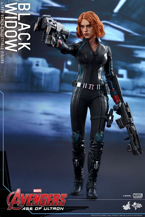 Batons Ht Black Widow Aou 1 6 toys mms288 aou black widow collectible figure