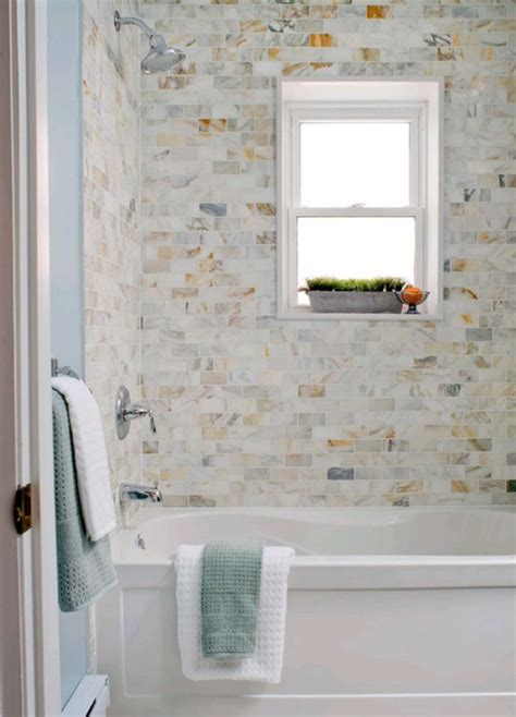 tiled bathtub ideas 10 amazing bathroom tile ideas maison valentina blog