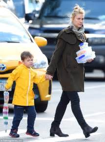 claire danes son claire danes dotes on son cyrus as they hold hands in nyc
