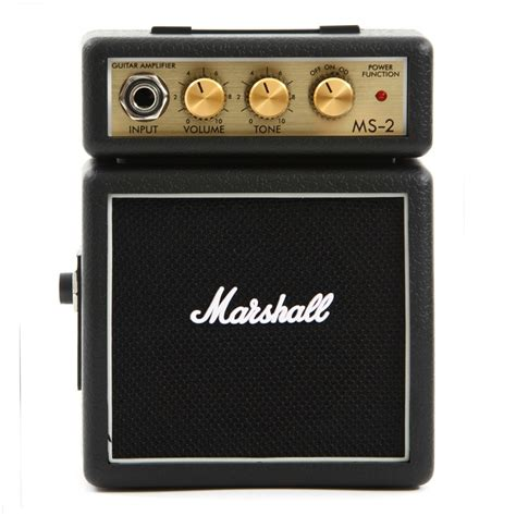 Mini 2 Sekarang marshall ms2 mini guitar lifier original black jakartanotebook
