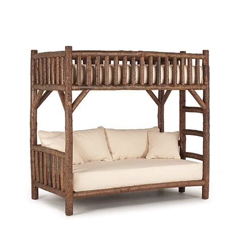 rustic bunk beds rustic bunk bed la lune collection