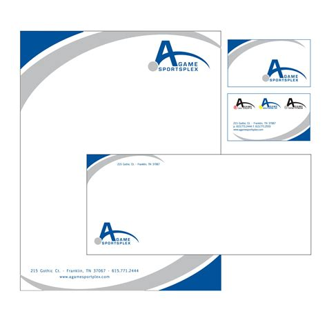 Business Card Letterhead Envelope Template business card letterhead and envelope design desktop