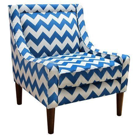 chevron chairs not your average blue and white chatti patti talks design