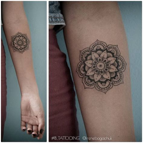 small girly tattoos on forearm 25 best ideas about small mandala on