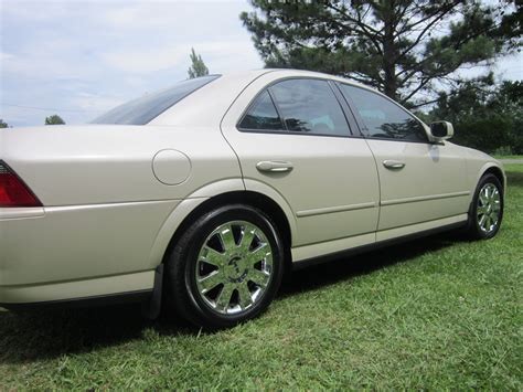 lincoln ls 06 2006 lincoln ls overview cargurus