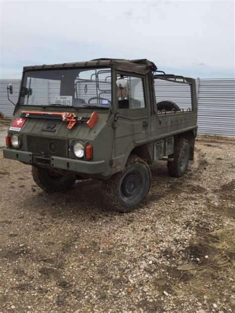 military transport vehicles fully serviced 1973 pinzgauer 710m military transport