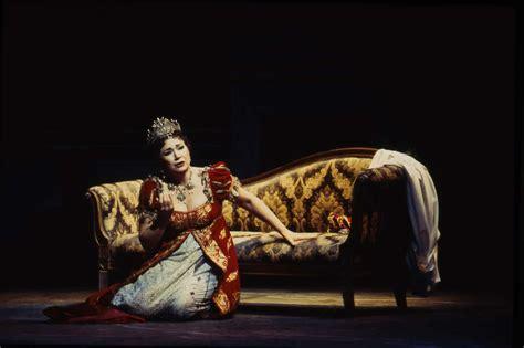 Gary Tosca 2001 tosca seattle opera 50th anniversary