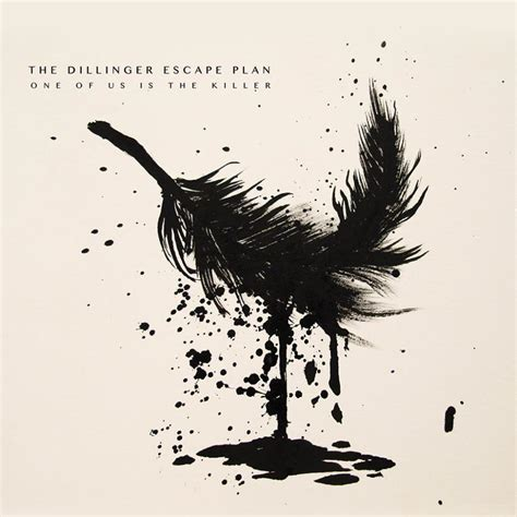 one of us tattoo album review dillinger escape plan one of us is the killer