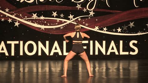 star systems national dance competition don t let me go solo star systems national
