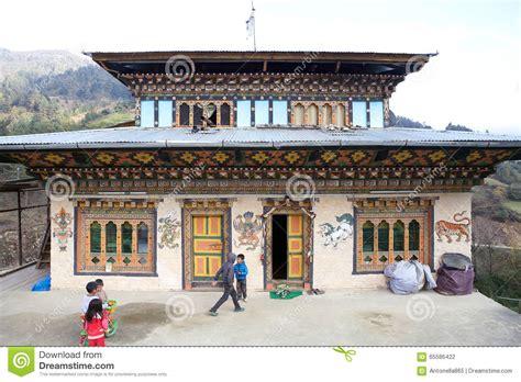 11 Artistic Shouse House traditional bhutanese rural house bhutan editorial