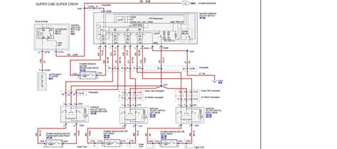 2004 f150 wiring diagram window only works with door open page 2 ford f150