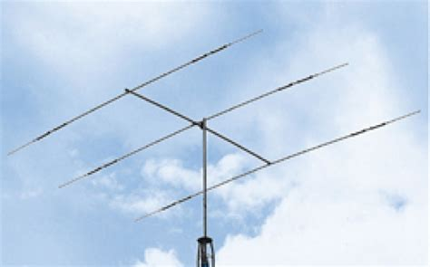 Paket Antena Yagi 25 a3s antena direcional 3 elementos 10 15 e 20m impex technology soundy usa