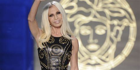 Donatella Versace To Design The Next Spice Tour Wardrobes by Who Is Donatella Versace Facts About Donatella