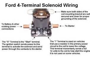 omc solenoid wiring diagram wedocable