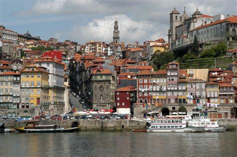 porto porto porto ribeira world heritage centre and river bank local