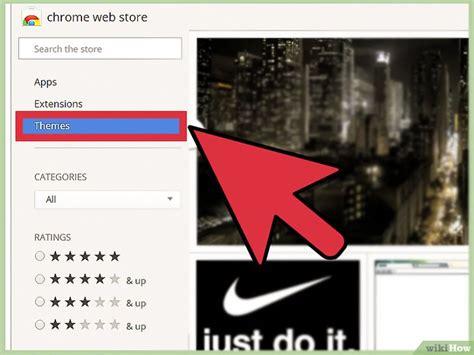 changer de themes google chrome c 243 mo cambiar el tema en google chrome 5 pasos