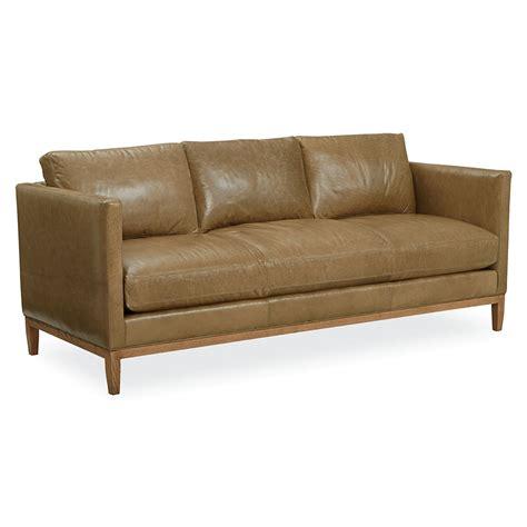 sofa angle hans leather sofa luxe home company