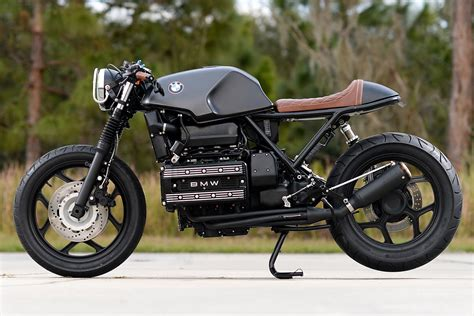 Bmw K100rs Cafe Racer Hageman Motorcycles Pipeburn Com