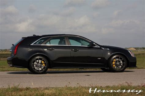 Cts V Black by Hennessey Cadillac Cts V Black Cadillac Photo
