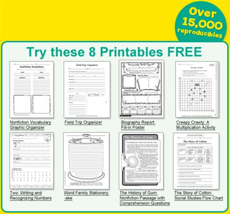 Scholastic Worksheets by Scholastic Printables Explore Our Selection Of Printable