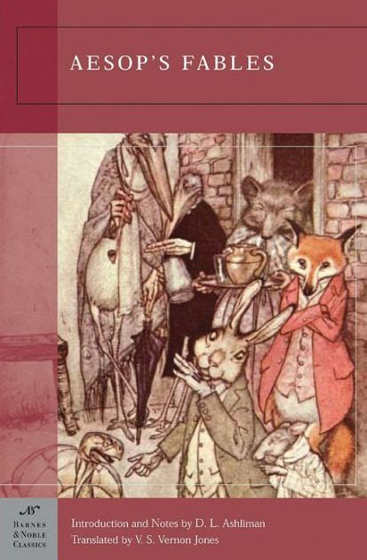 libro aesops fables earlyreads aesop s fables barnes noble classics series by aesop