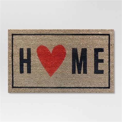 Home Is Where The Is Doormat by Home With The Typography Doormat 1 6 Quot X2 6 Quot Room