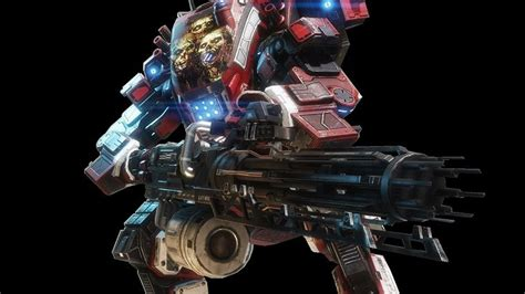 Garden And Gun Best Of The South 2016 Titanfall 2 S Titan Is The Mini Gun Wielding Legion