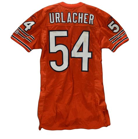 youth white brian urlacher 54 jersey popular p 377 brian urlacher jersey 54 chicago bears authentic jersey