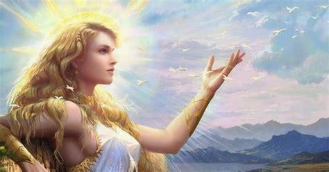 quien era afrodita dios diosa energias de la nueva era caracteristicas