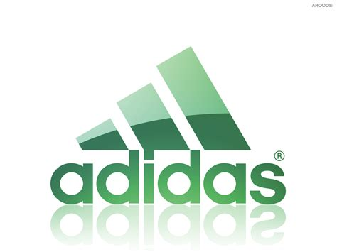 wallpaper adidas green green adidas logo wallpaper