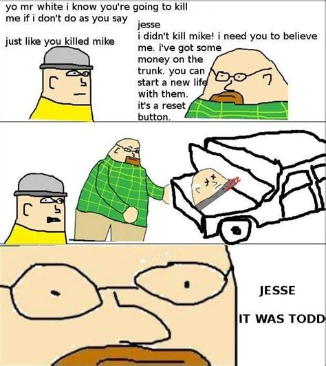 Mike Breaking Bad Meme - image 612892 breaking bad comics know your meme