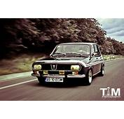Dacia 1300 Aka R12 Gordini  Black Beauty De Lessence