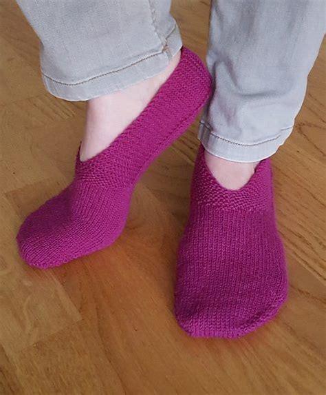 knitting pattern seamless socks free knitting pattern for geranium slippers sybil r s