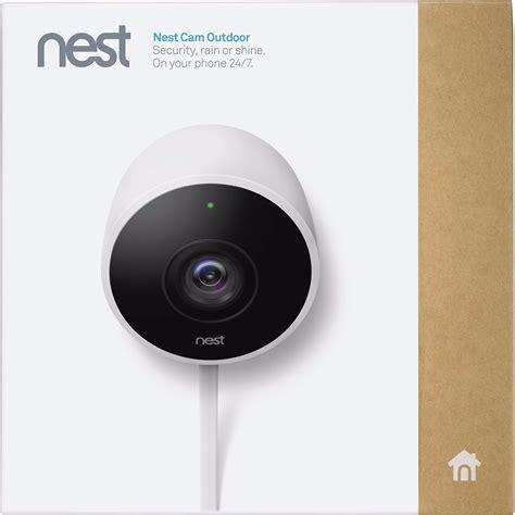 camaras de vigilancia wifi exterior camara de vigilancia exterior nest nc2100es wifi 1080 hd