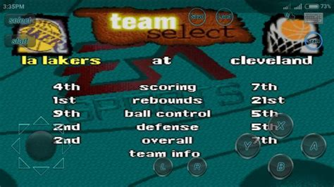 nba live 98 apk classic basketball for android apkwarehouse org