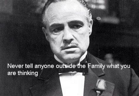 Godfather Don don corleone citations breves histoires
