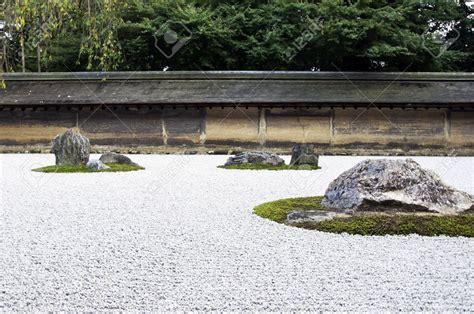 Rock Zen Garden Zen Rock Garden In Ryoanji Templein A Garden Fifteen Stones Chsbahrain