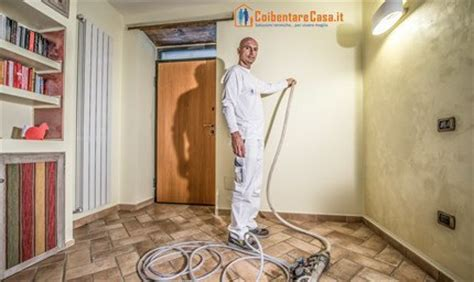 isolare termicamente una parete interna coibentare casa isolare casa per vivere meglio